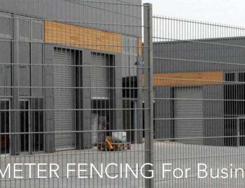 Perimeter Fencing for Businesses