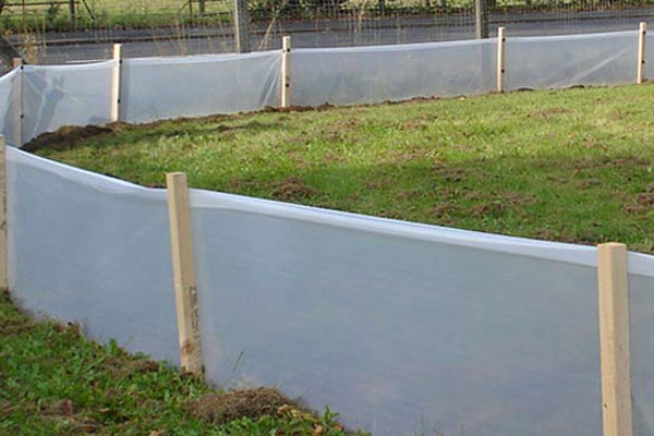 Environmental Security Fencing