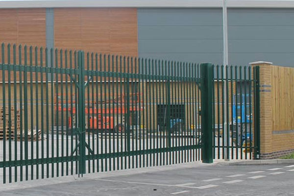 Security Gates & Access Controls