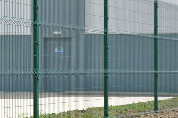 Weldmesh Security Fencing
