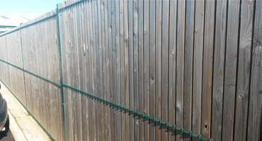 Privacy Weldmesh Fence P200