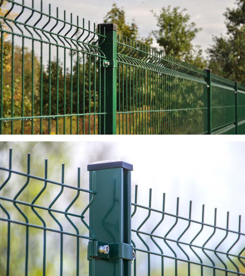 Weld Mesh Fencing Installation Kent