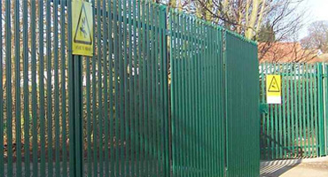 Utility Specification Fencing - SP24 & SP30