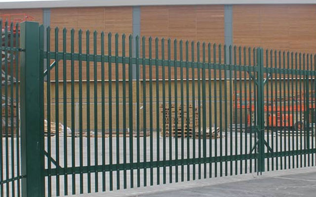 Double Leaf Swing Gates