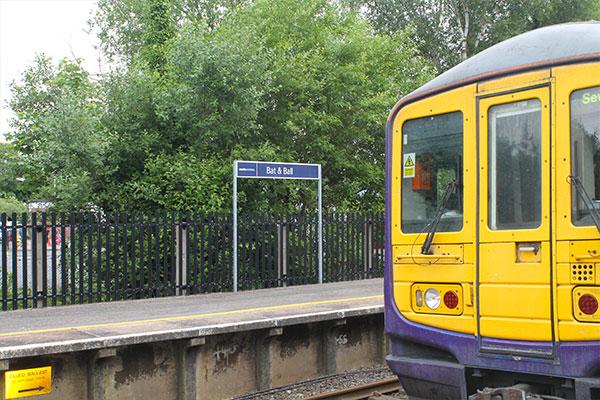 Railway Bespoke Fencing