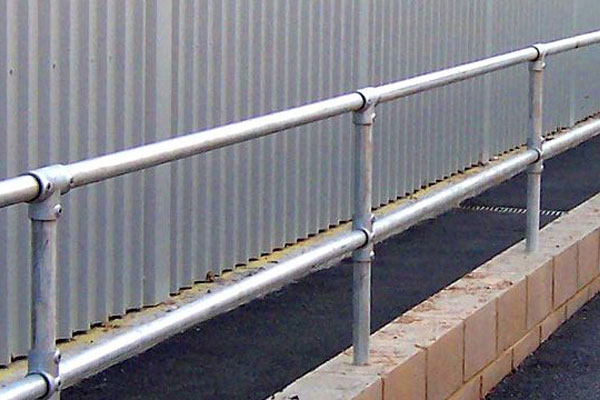 Tube Clamp Railings