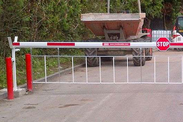 Vehicle Rising Arm Barriers Installation in Kent