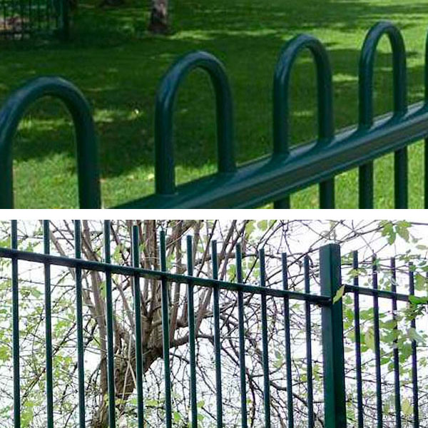 The Difference Between Bow Top and Railing Fencing