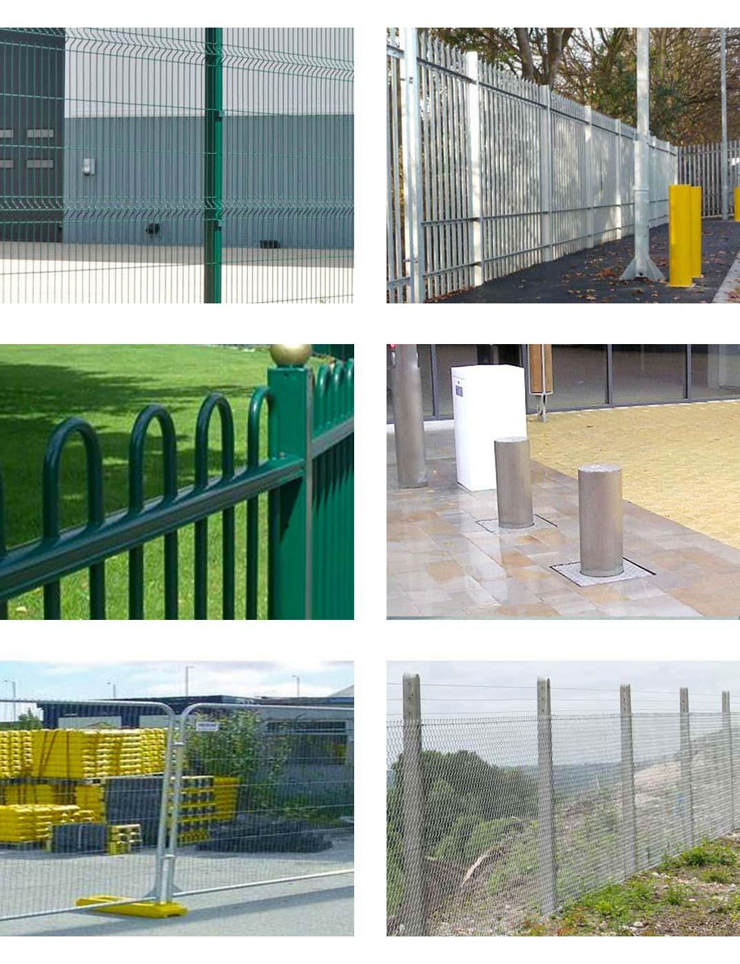 Metal Fencing Installation in Kent